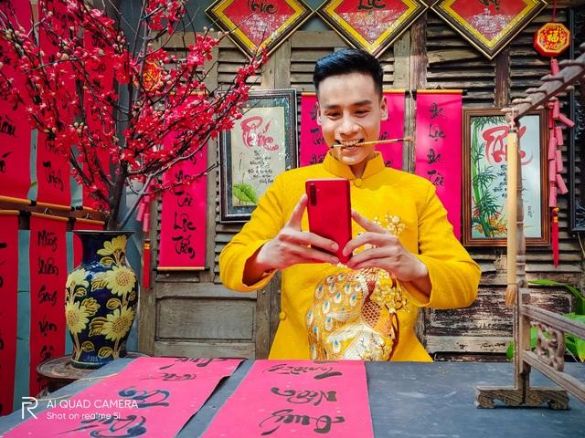 Nam vương Cao Xuân Tài gợi ý phong cách lịch lãm đón Tết - 2
