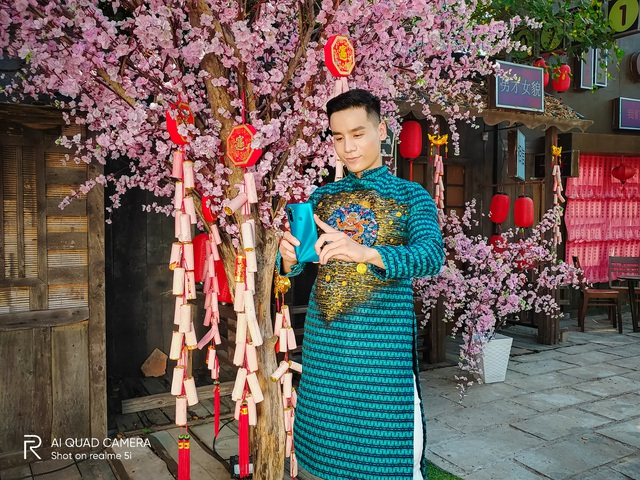 Nam vương Cao Xuân Tài gợi ý phong cách lịch lãm đón Tết - 3