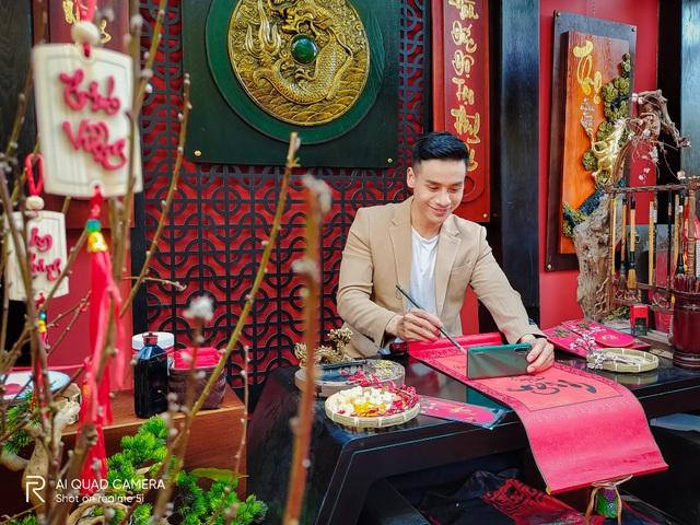 Nam vương Cao Xuân Tài gợi ý phong cách lịch lãm đón Tết - 5