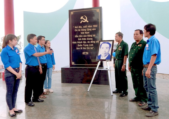 Ranh Hạt - Nơi ra đời chi bộ Đảng đầu tiên của Kiên Giang - 1