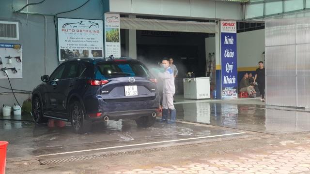 Rửa xe cuối năm không lên giá còn miễn phí tri ân khách hàng - 4