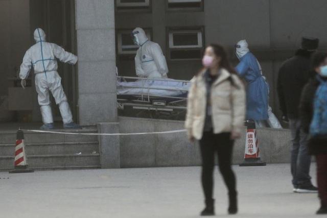 """Trung Quốc """"quay cuồng"""" vì virus Vũ Hán - 5"""