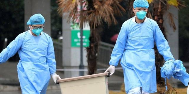 """Chưa công bố tình trạng """"Khẩn cấp toàn cầu"""" với bệnh phổi lạ - 1"""