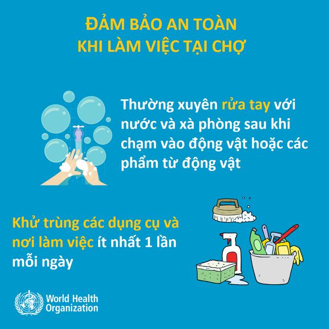 Chuyên gia hướng dẫn ngăn ngừa nguy cơ nhiễm virus viêm phổi lạ Vũ Hán - 12