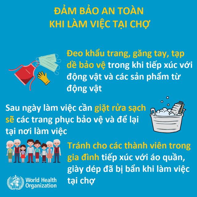 Chuyên gia hướng dẫn ngăn ngừa nguy cơ nhiễm virus viêm phổi lạ Vũ Hán - 11