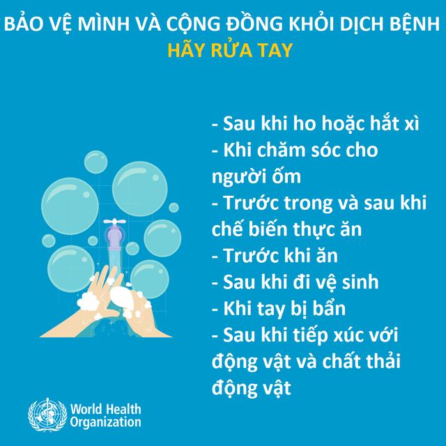 Chuyên gia hướng dẫn ngăn ngừa nguy cơ nhiễm virus viêm phổi lạ Vũ Hán - 4