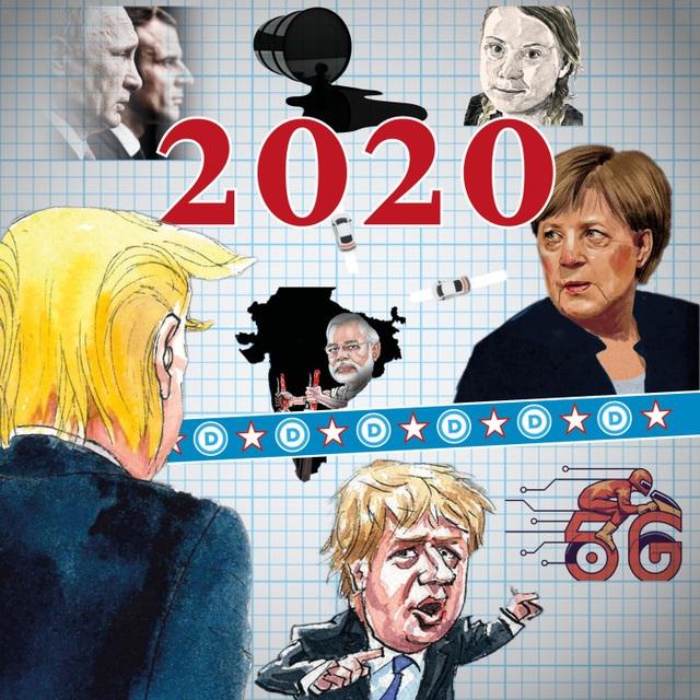 Những điểm sáng trong bức tranh an ninh toàn cầu năm 2020 - 1
