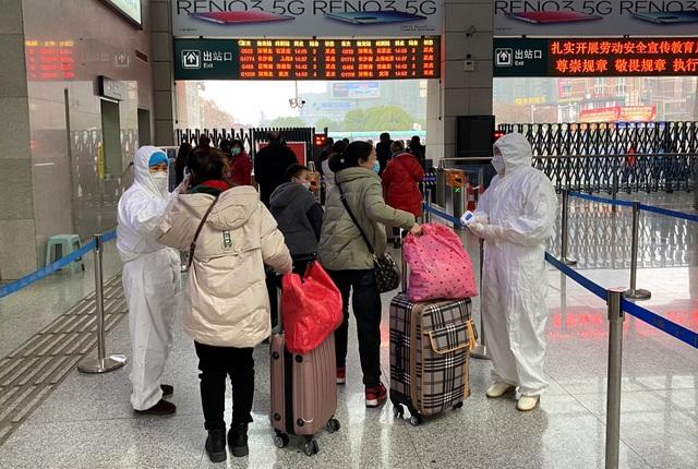 Châu Á đón Tết Âm lịch trong nỗi lo về dịch viêm phổi lạ - 2