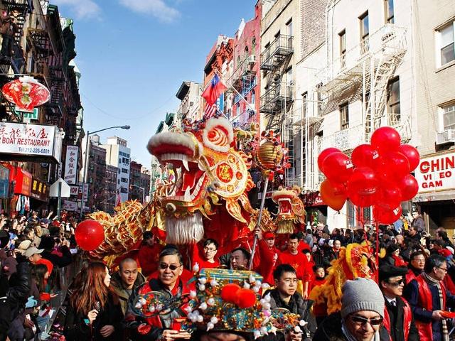 Những lễ hội đón Tết rực rỡ nhất trên thế giới - 3
