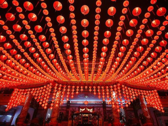 Những lễ hội đón Tết rực rỡ nhất trên thế giới - 8