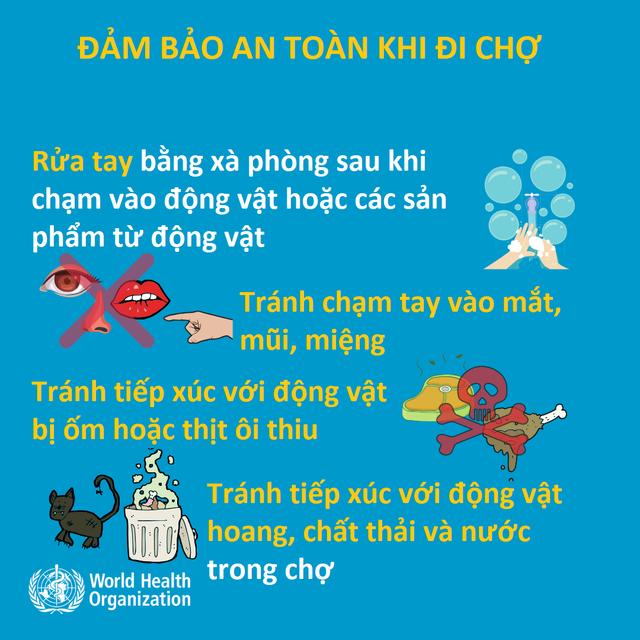 Chuyên gia hướng dẫn ngăn ngừa nguy cơ nhiễm virus viêm phổi lạ Vũ Hán - 10