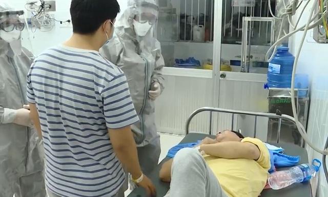 Bệnh nhân Trung Quốc nhiễm virus corona đầu tiên tại Việt Nam khỏi bệnh - 1