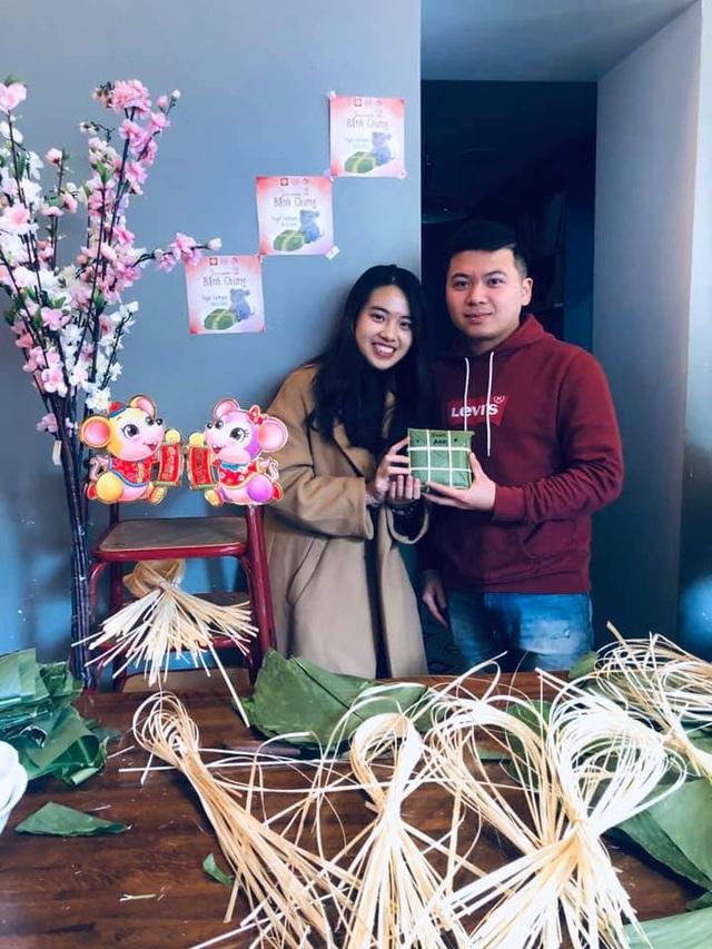 Du học sinh Việt bâng khuâng đón Giao thừa nơi xứ người - 3