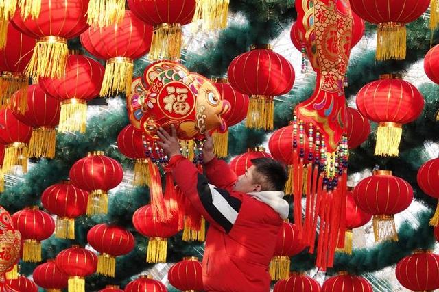 Châu Á đón Tết Âm lịch trong nỗi lo về dịch viêm phổi lạ - 17