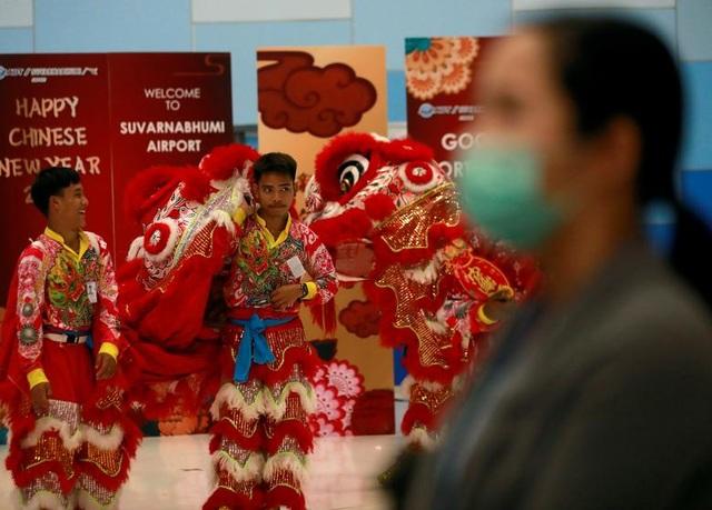 Người châu Á khắp thế giới rộn ràng đón Tết Canh Tý 2020 - Ảnh minh hoạ 15