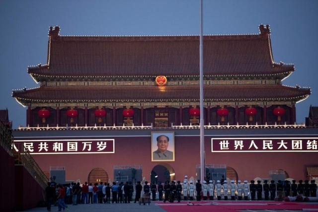 Lo sốt vó vì dịch bệnh lạ, Trung Quốc đóng cửa Tử Cấm Thành - 1