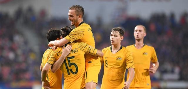 U23 Australia - U23 Uzbekistan: Quyết đấu vì tấm vé dự Olympic - 1