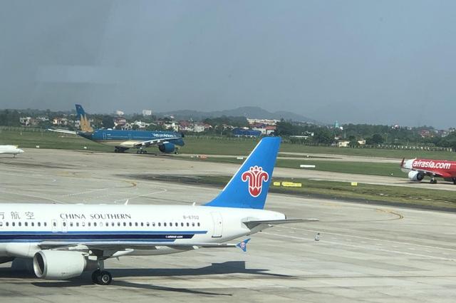 """Hãng hàng không Trung Quốc """"áp đảo"""" trên đường bay tới Việt Nam - 1"""