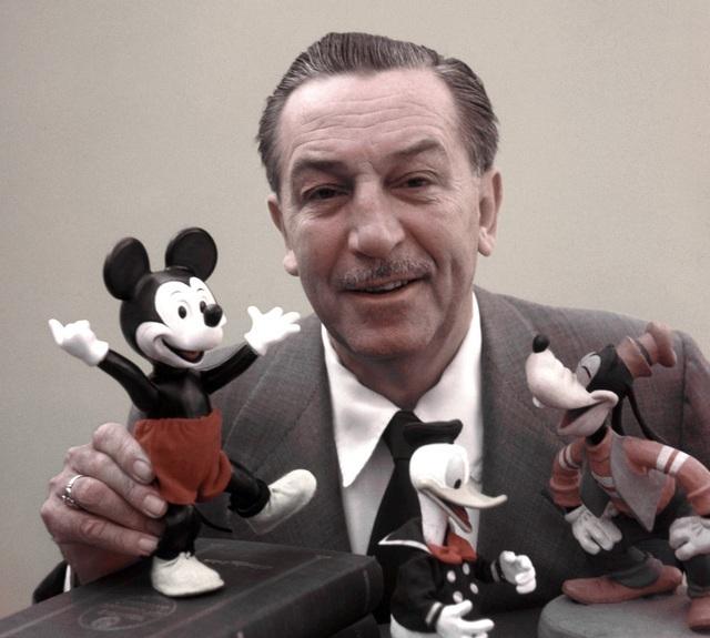 """Chuyện về """"ông vua hoạt hình"""" sáng tạo ra nhân vật chuột nổi tiếng nhất thế giới - 1"""