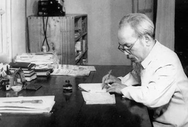 66 năm trước, Hồ Chủ tịch đã viết về Hiệp ước thương mại - 1