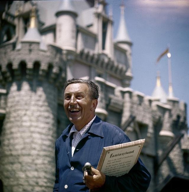 """Chuyện về """"ông vua hoạt hình"""" sáng tạo ra nhân vật chuột nổi tiếng nhất thế giới - 4"""