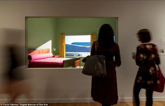 Đêm trong viện bảo tàng, ngủ lại trong tranh với giá... 12 triệu đồng - 1