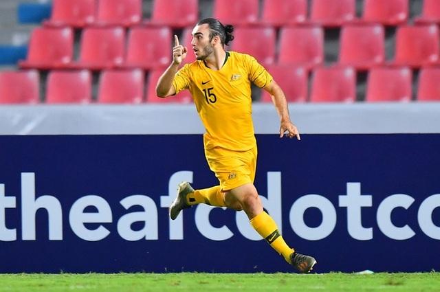 Đánh bại U23 Uzbekistan, U23 Australia giành vé dự Olympic 2020 - 6