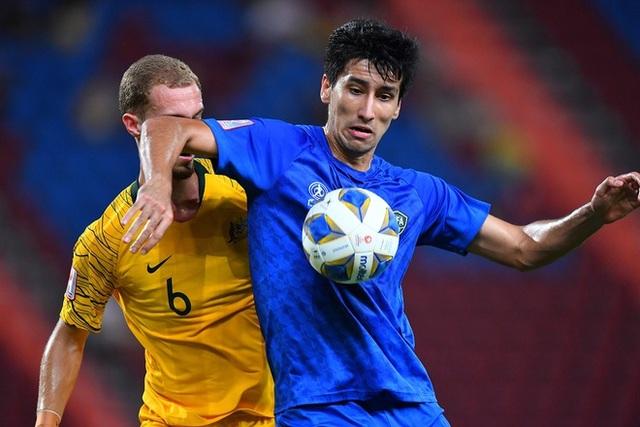 Đánh bại U23 Uzbekistan, U23 Australia giành vé dự Olympic 2020 - 2