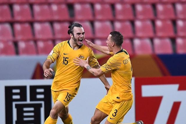 Đánh bại U23 Uzbekistan, U23 Australia giành vé dự Olympic 2020 - 3
