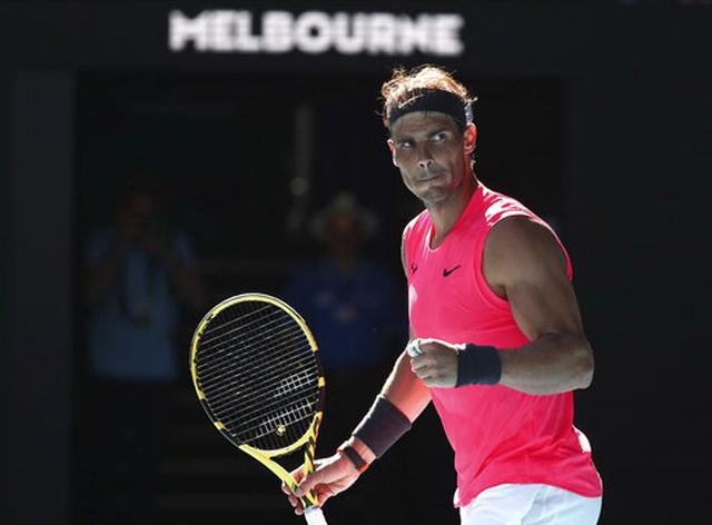 "Australian Open: Nadal, Halep vững bước vượt qua ""ải"" thứ ba - 1"