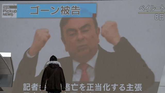 Trốn khỏi Nhật Bản, cựu chủ tịch Nissan có thể được xét xử tại Lebanon - 1