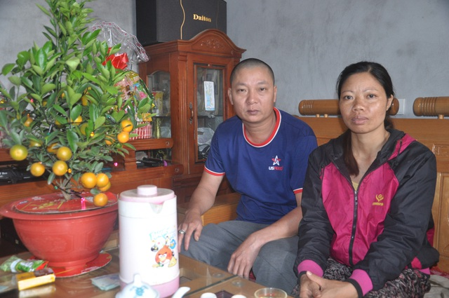 Bạn đọc Dân trí mang Tết ấm về cho gia đình chị Lanh - 2