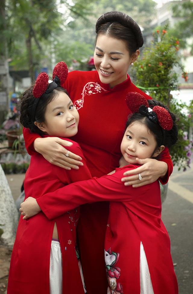 Thanh Hương: Năm 2020 sẽ lấn sân ca hát, dành nhiều thời gian cho con - 1