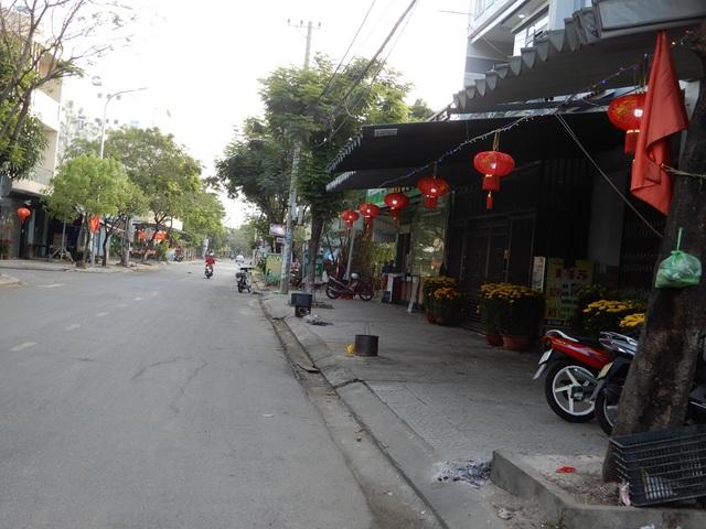 Đường phố Đà Nẵng dịu dàng sáng mùng 1 Tết - 2