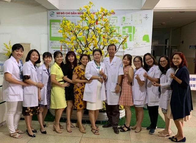 Khoảnh khắc giao thừa trong bệnh viện của các bác sĩ - 6