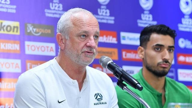 HLV U23 Australia tuyên bố đã nắm rõ nhược điểm của U23 Uzbekistan - 1