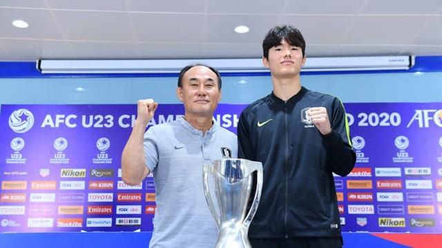 HLV U23 Hàn Quốc tuyên bố đánh bại Saudi Arabia để vô địch châu Á - 1