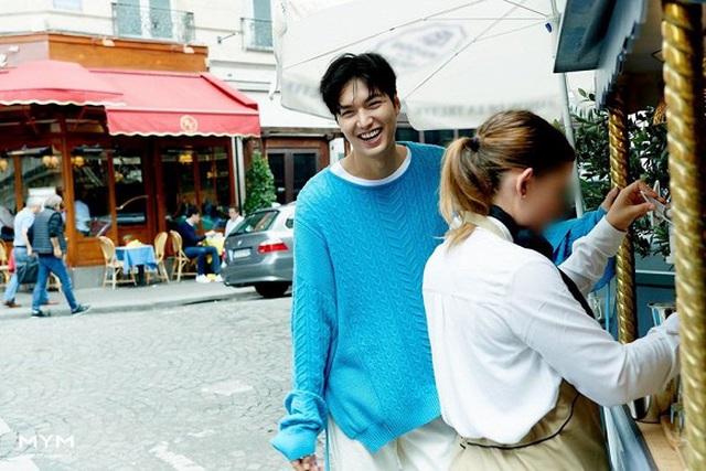 Ngất ngây trước loạt ảnh đời thường của mỹ nam Lee Min Ho - 7