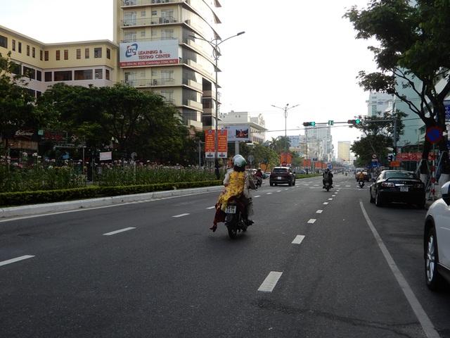 Đường phố Đà Nẵng dịu dàng sáng mùng 1 Tết - 7