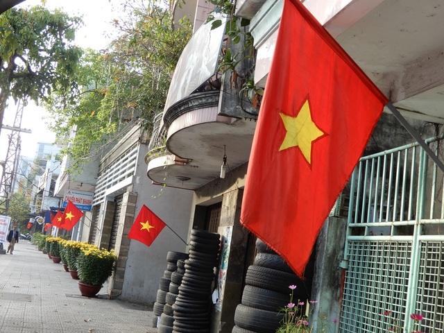 Đường phố Đà Nẵng dịu dàng sáng mùng 1 Tết - 6