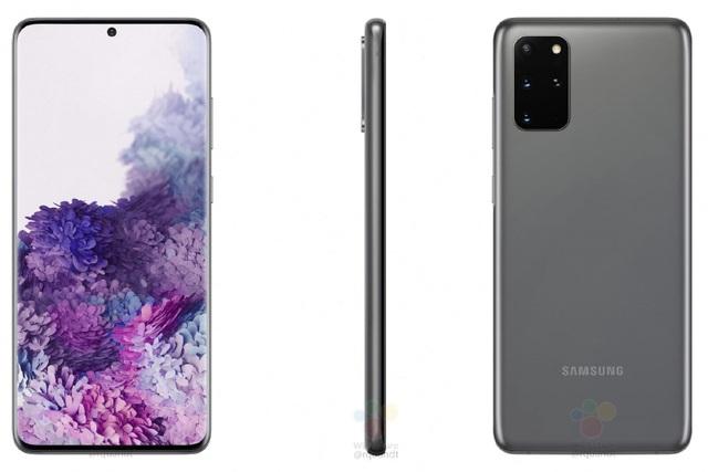 Lộ thiết kế hoàn chỉnh các phiên bản của Galaxy S20 qua loạt ảnh chính thức - 2