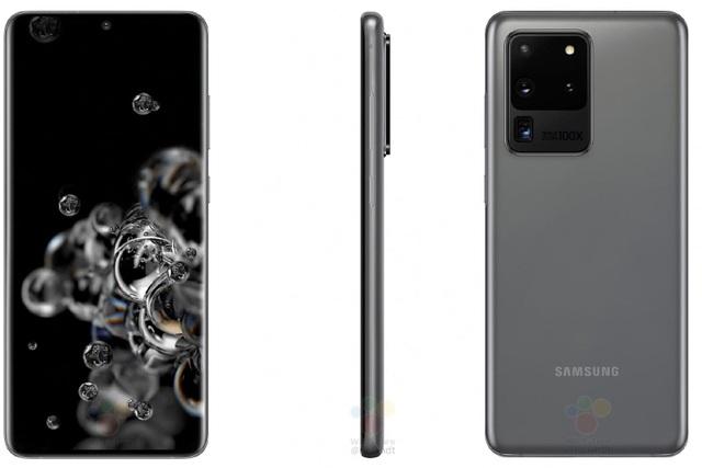 Lộ thiết kế hoàn chỉnh các phiên bản của Galaxy S20 qua loạt ảnh chính thức - 1