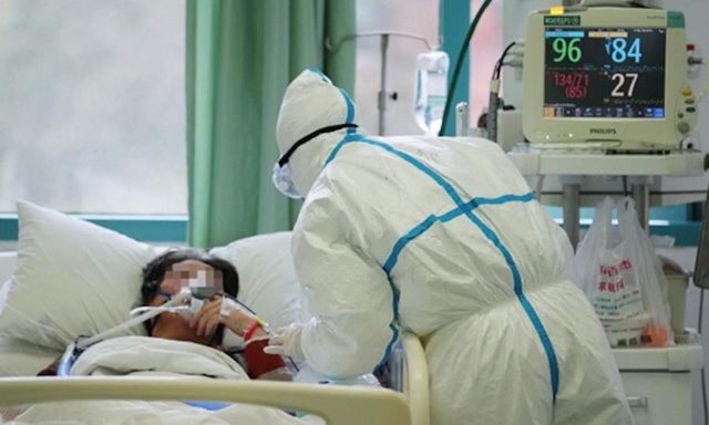 Trung Quốc huy động quân đội đối phó dịch bệnh - 1