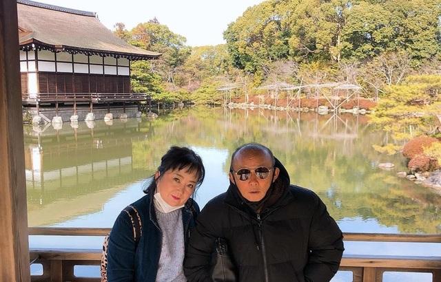 HLV Park Hang Seo và gia đình hạnh phúc ăn Tết ở Nhật Bản - 1
