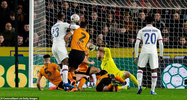 Thắng nhẹ Hull City, Chelsea tiến bước ở FA Cup - 3