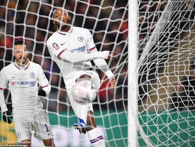 Thắng nhẹ Hull City, Chelsea tiến bước ở FA Cup - 1