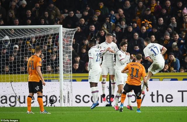 Thắng nhẹ Hull City, Chelsea tiến bước ở FA Cup - 4