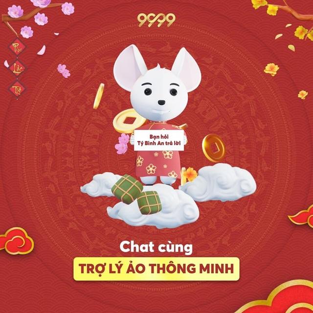 """""""Vui Tết cổ truyền cùng siêu ứng dụng 9999 Tết"""" - 5"""