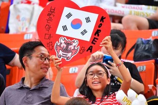 Những khoảnh khắc đưa U23 Hàn Quốc lên ngôi vô địch U23 châu Á - 12