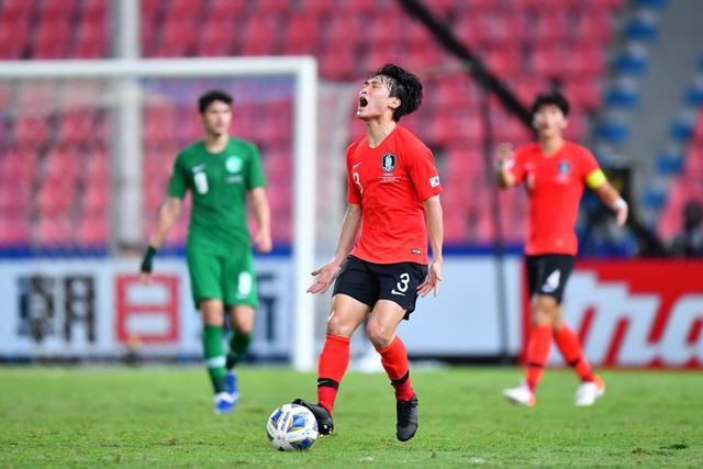 Những khoảnh khắc đưa U23 Hàn Quốc lên ngôi vô địch U23 châu Á - 13